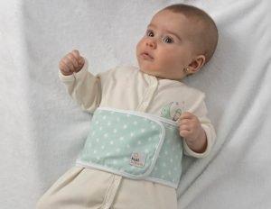 Cinco ideas de regalo para un recién nadico. Sellos para marcar la ropa Patapam