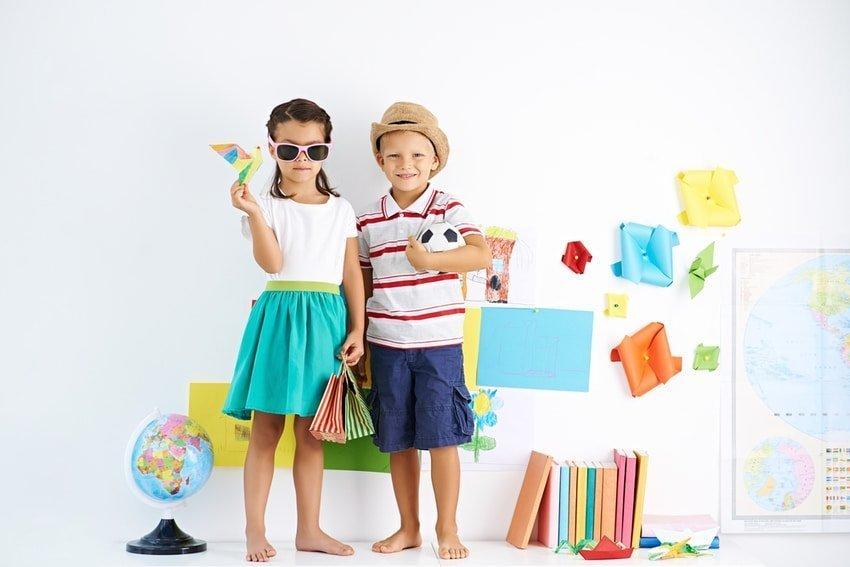 Ideas originales con sellos para personalizar la ropa de tus hijos