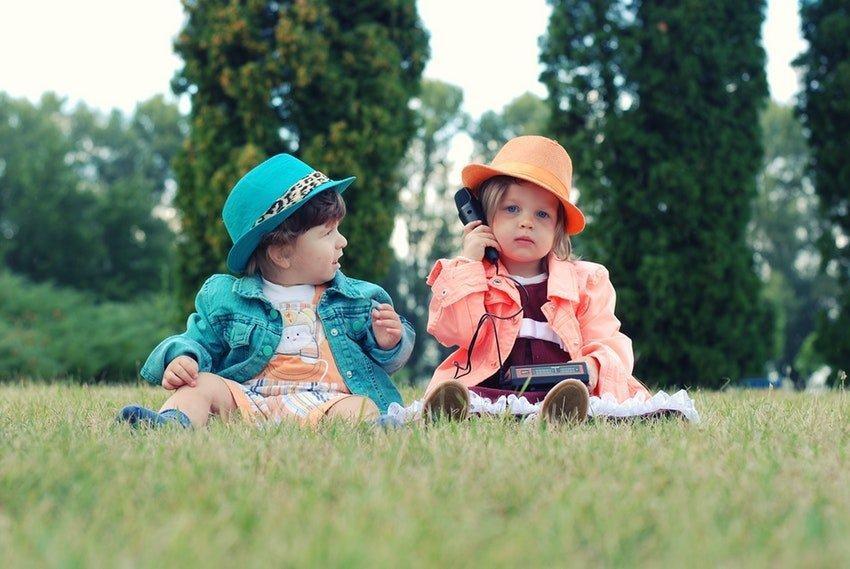 ¿Cómo marcar la ropa de los niños sin estropearla?