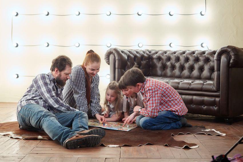 Juegos y juguetes para pasar tiempo en familia