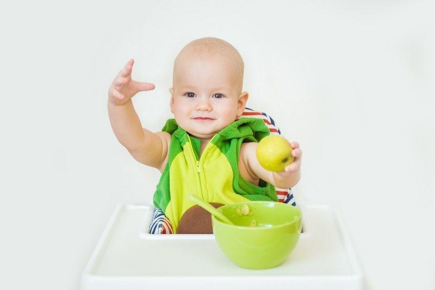 Qué es el baby led weaning y en qué consiste este método de alimentación