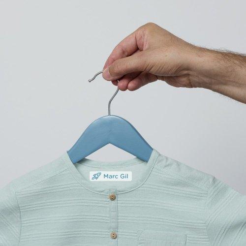Sellos para marcar ropa y papel 5